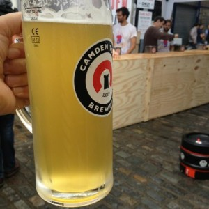 Camden Town Brewery, London craft beer