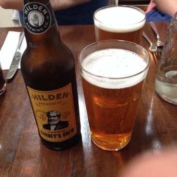 barney's brew, hilden brewing co