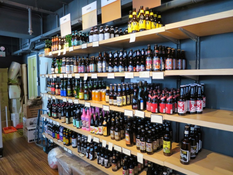 the bottle shop hong kong